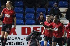 Menang Adu Penalti, West Brom Lengkapi Peserta 16 Besar Piala FA