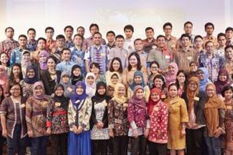 Berdasarkan hasil seleksi Nuffic Neso Indonesia, peraih beasiswa untuk jenjang master sebanyak 103 pelajar, short course 34 pelajar, serta lebih dari 200 orang untuk Tailor Made Training.