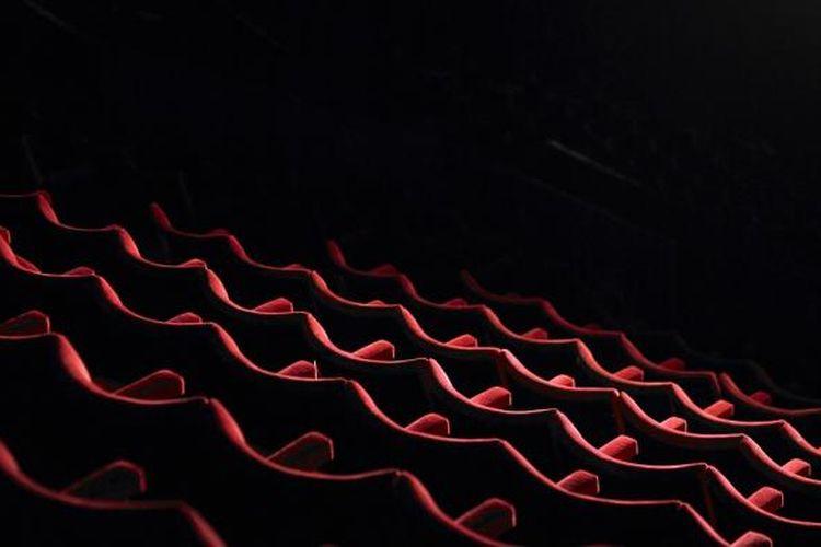 Ilustrasi bioskop