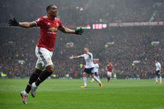 Mourinho Jelaskan Masa Depan Anthony Martial di Manchester United