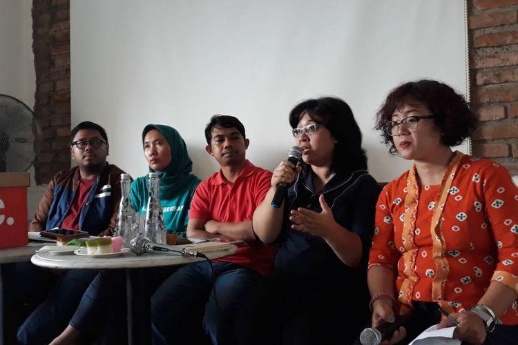 Koalisi Perempuan untuk Keadilan Baiq Nuril