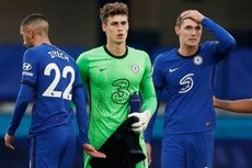 Nirbobol pada Laga Chelsea Vs Newcastle, Akankah Kepa Jadi Kiper Nomor 1 The Blues?