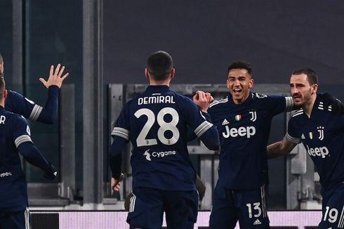 Juventus Vs Napoli - Lupakan Inter, Danilo Alihkan Fokus ke Piala Super Italia