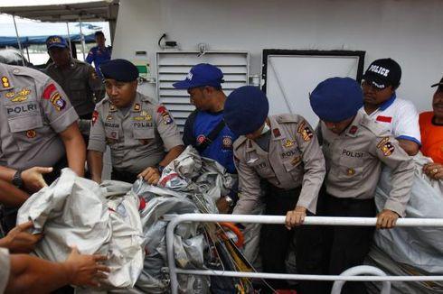 Serpihan Lain AirAsia QZ8501 Tiba Lagi di Pangkalan Bun