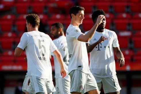 Hasil Lengkap dan Klasemen Bundesliga - Dortmund Pesta Gol, Bayern Kokoh di Puncak