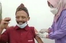 Masih Ingat Sumanto? Manusia Kanibal Itu Ikut Disuntik Vaksin Covid-19