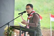 Ridwan Kamil Berharap Pembangunan Jembatan Gantung Terpanjang di Bogor Tingkatkan Pariwisata