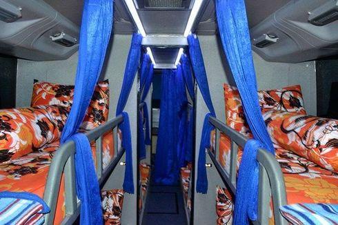 Ini Pilihan Sleeper Bus yang Ada di Indonesia