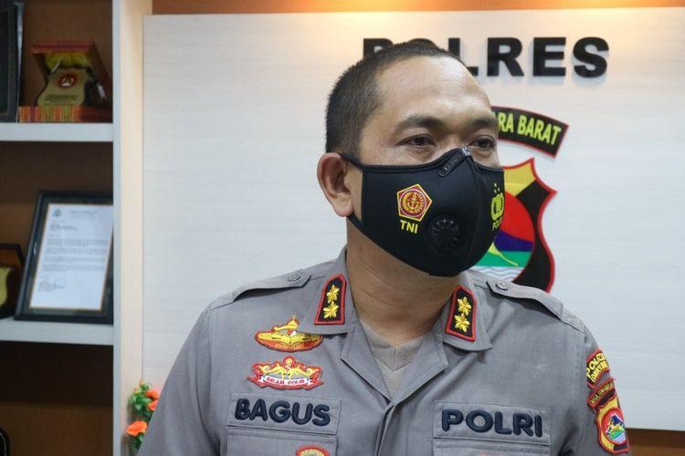 Kapolres Lombok Barat AKBP Bagus S Wibowo