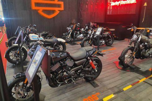 Harley-Davidson Luncurkan Model 2020 dengan Teknologi Baru