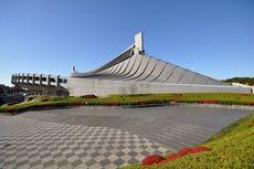 Gimnasium Yoyogi, Venue Bola Tangan yang Sering Digunakan Peragaan Busana