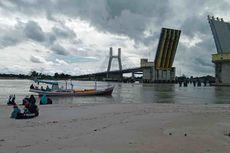Wisata Pantai Koala Pangkalpinang, Bisa Lihat Jembatan Buka Tutup