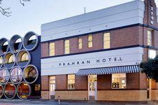 Pipa Beton, Atraksi Cantik untuk Fasad Hotel!