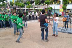 Cara Asyik Sosialisasikan Lokasi Antar Jemput Penumpang di Stasiun MRT Lebak Bulus