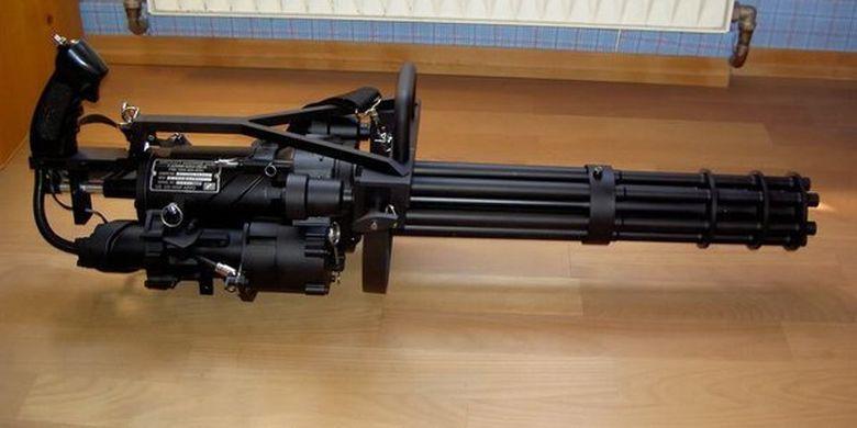 Senapan Mesin M134