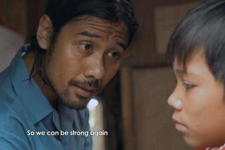 Salah satu adegan (scene) di dalam Film Run Boy Run. (FOTO: Ziva Film/Sebelas12Film)