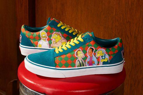 Koleksi Kolaborasi Vans x the Simpsons Datang Lagi
