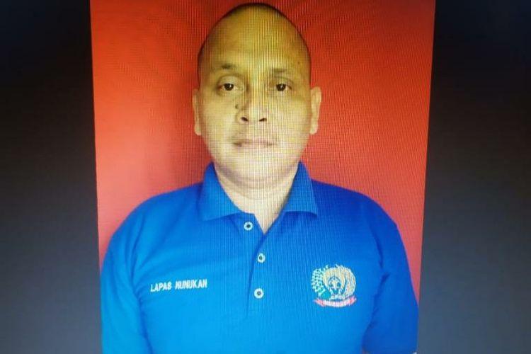 Foto Krispin Tanyit alias Ipin At Tanyit Gung (43), Napi kasus Narkoba di Lapas Kelas II B Nunukan Kaltara yang kabur