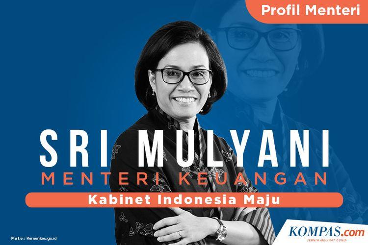 Profil Menteri, Sri Mulyani Menteri Keuangan