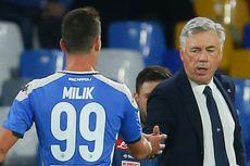 Telan 4 Kekalahan dari 5 Laga, Napoli Rindu Kehadiran Carlo Ancelotti