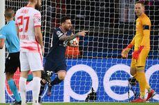 Hasil PSG Vs RB Leipzig - Messi Pahlawan, Les Parisiens Menang 3-2