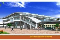 Ketika Revitalisasi Stasiun Bekasi Malah Berpotensi Bikin Macet Jalan