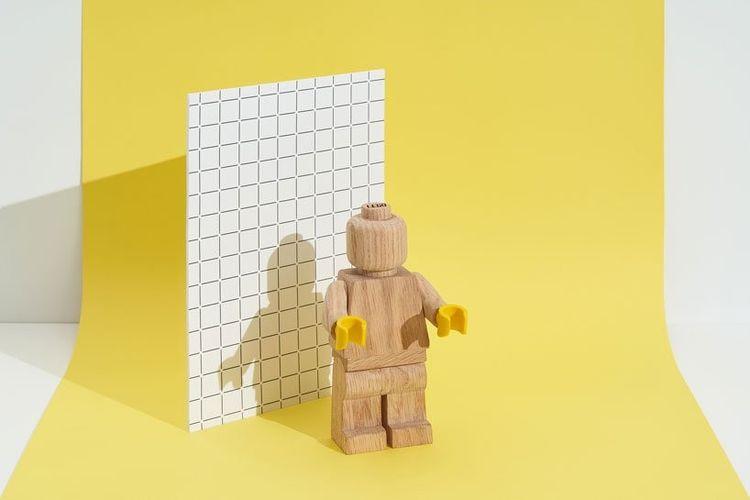 Lego dengan desain klasik dibanderol 120 dollar AS