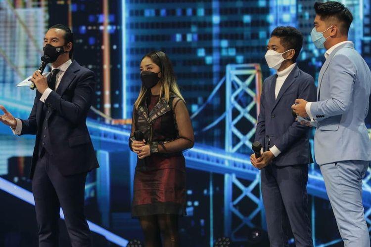 Boy William Terkejut Saat Tahu Kezia Tersingkir dari Indonesian Idol