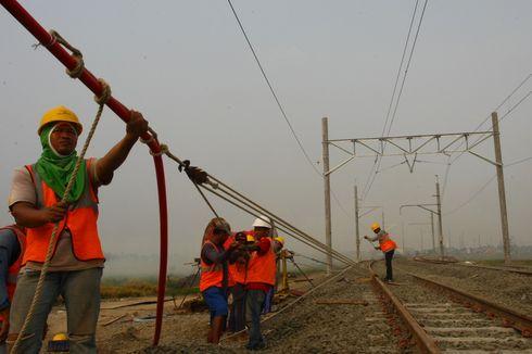 Jalan Daan Mogot KM 23 Ditutup 27 Agustus karena Proyek Kereta Bandara