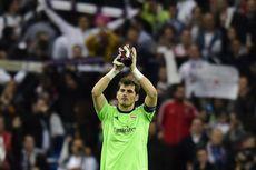 Iker Casillas: Suatu Hari Nanti Saya Akan Kembali ke Real Madrid