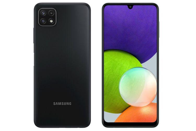 Samsung Galaxy A22 4G.