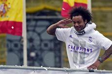 Siapa Mau Medali Liga Champions Milik Marcelo?