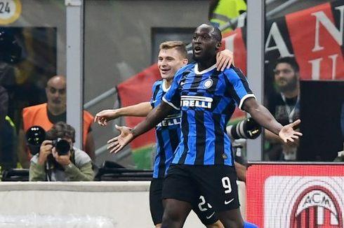 Prediksi Susunan Pemain Inter Vs Juventus, Lukaku Meragukan, Sanchez Absen