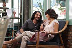 Soal Cinta, Reza Rahadian dan Marsha Timothy Beda Pandangan di Film Toko Barang Mantan
