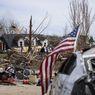 Angin Tornado di Tenessee AS Tewaskan 25 Orang