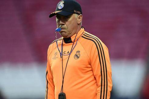 Demi Real Madrid, Carlo Ancelotti Rela Digaji Lebih Sedikit