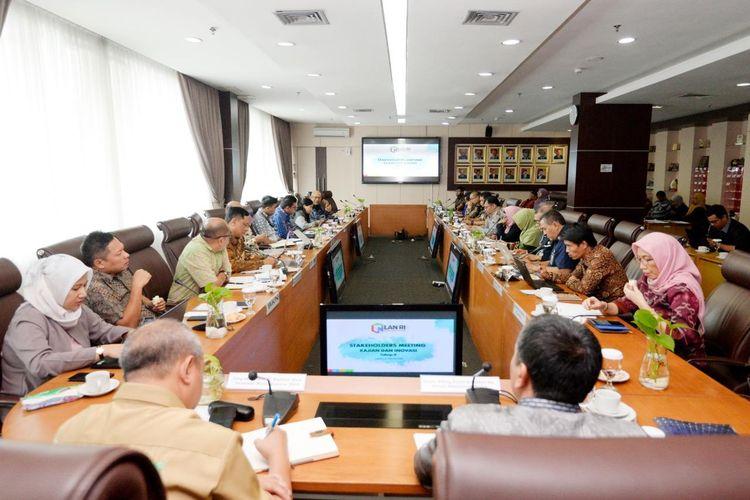 Suasana stakeholder meeting tahap 2