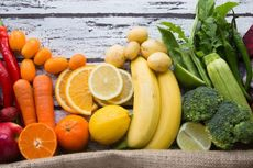 Akademisi UGM: Begini Pola Hidup Sehat Lawan Corona, Salah Satunya Makan