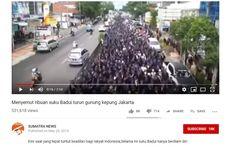 [HOAKS] Video Suku Baduy Turun Gunung Ikut Aksi di Jakarta