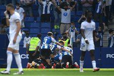 Babak I Espanyol Vs Real Madrid: Los Blancos Tertinggal 0-1 gara-gara Mantan