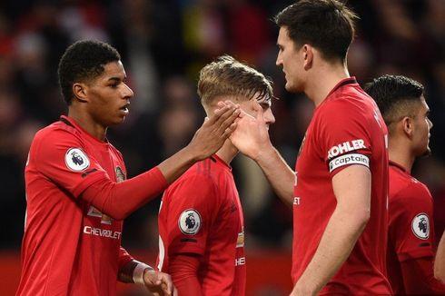 Man United Vs Norwich, Rashford Gemilang, Setan Merah Menang Telak