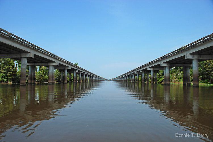 Jembatan Basin Atchafalaya