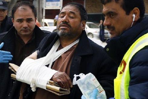 ISIS Klaim Serangan di Kabul, 32 Orang Tewas