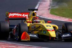 Detik-detik Gemilang Sean Gelael Menerjang Sirkuit Jerez