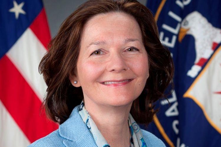 Gina Haspel, Wakil Direktur CIA.