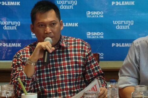 Pemred Obor Rakyat : Prabowo Belum ada Bahan Untuk di Komentari