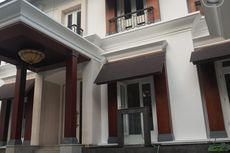 Mengintip Rumah Megah nan Hangat di Jakarta Selatan