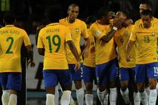 Insiden Listrik Padam Warnai Kemenangan Brasil atas Venezuela
