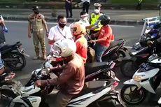 Hari Ketiga PKM Semarang, Kendaraan dari Arah Timur Disetop
