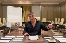 Bos Mafia Sedat Peker Beberkan Kasus Narkoba hingga Pembunuhan oleh Elit Politik Turki